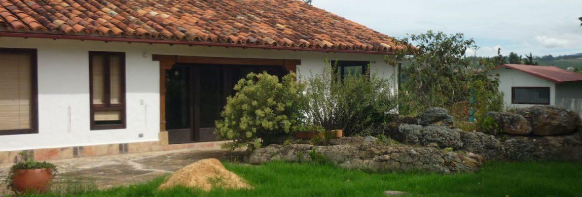 <span style='color:#b5914f'>Venta casa Paty Monquirá Villa de Leyva</span> - COP$650.000.000